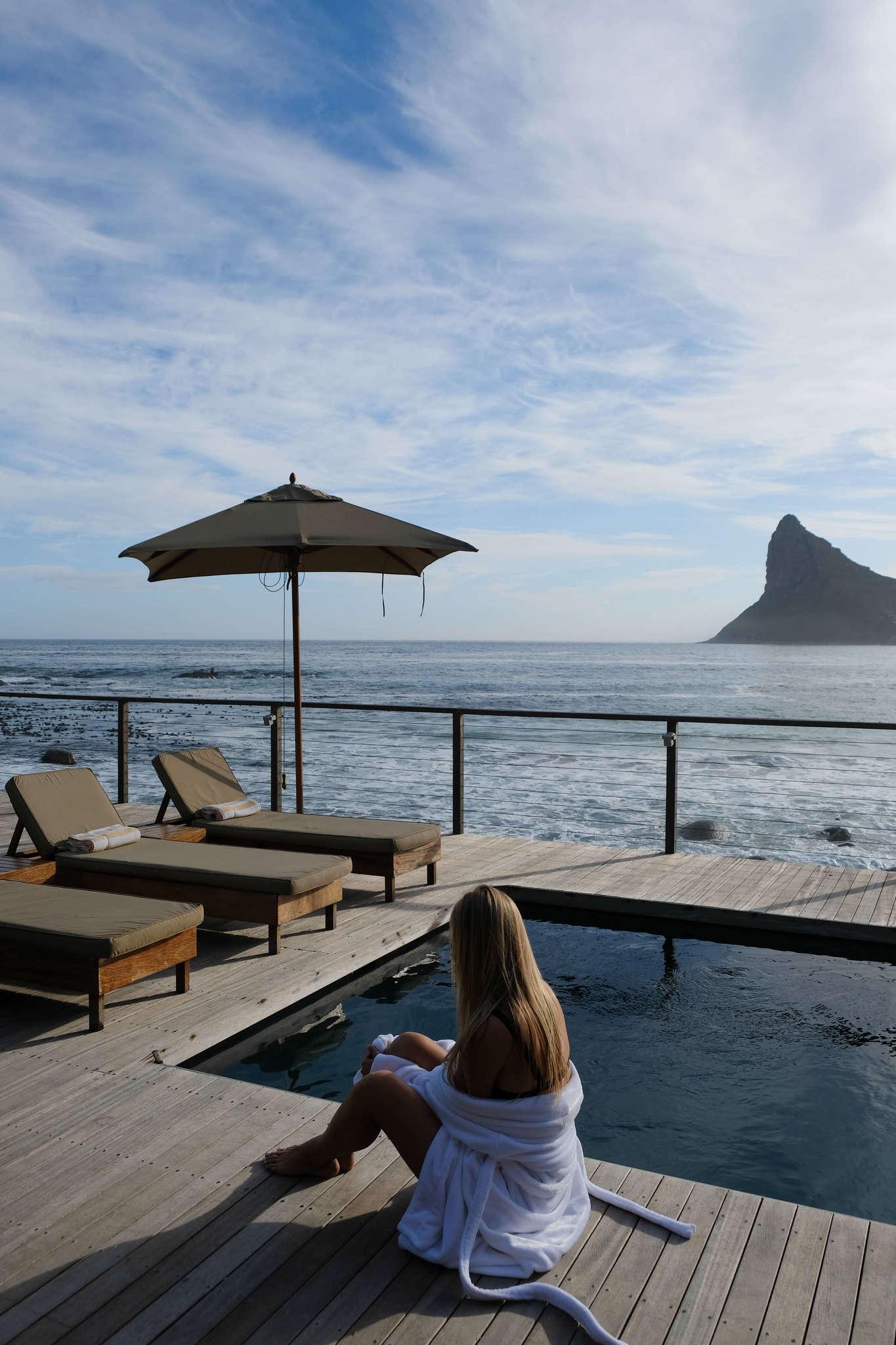 Tintswalo Boutique Hotel Pool