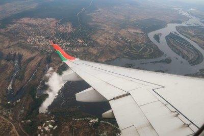 South Africa Airways Plane