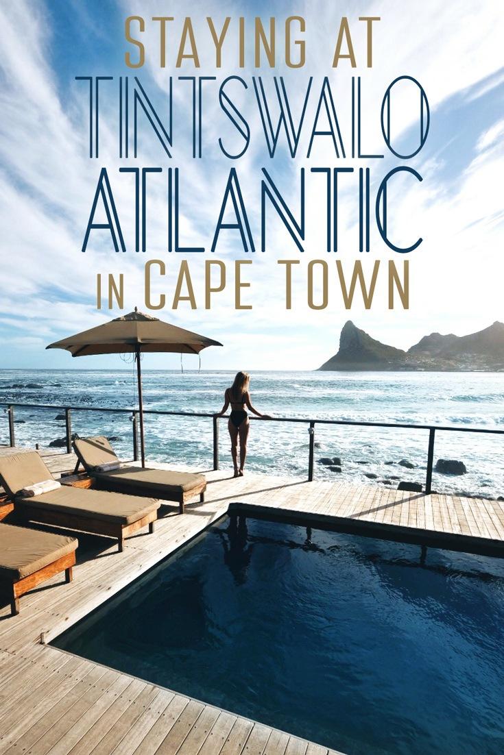 Tintswalo Atlantic Hotel Reveiw