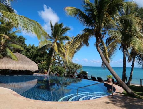 Diving at The Anantara Bazaruto Island Resort in Mozambique