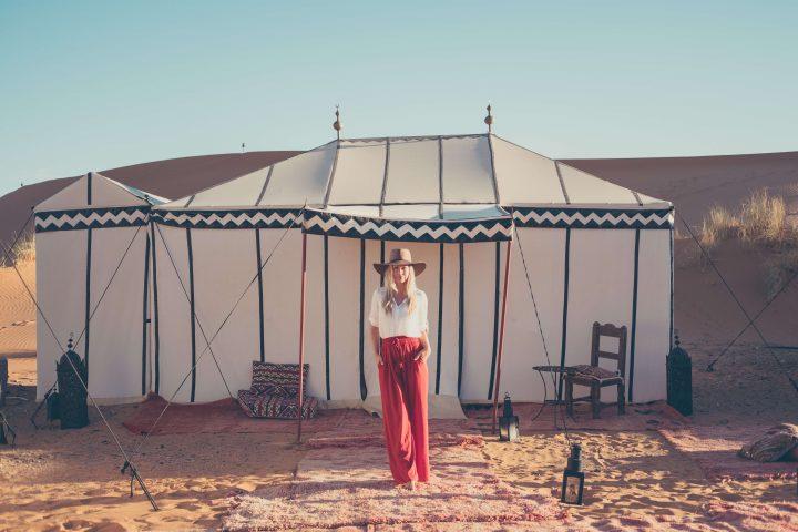 Morocco's Sahara Desert Glamping Guide