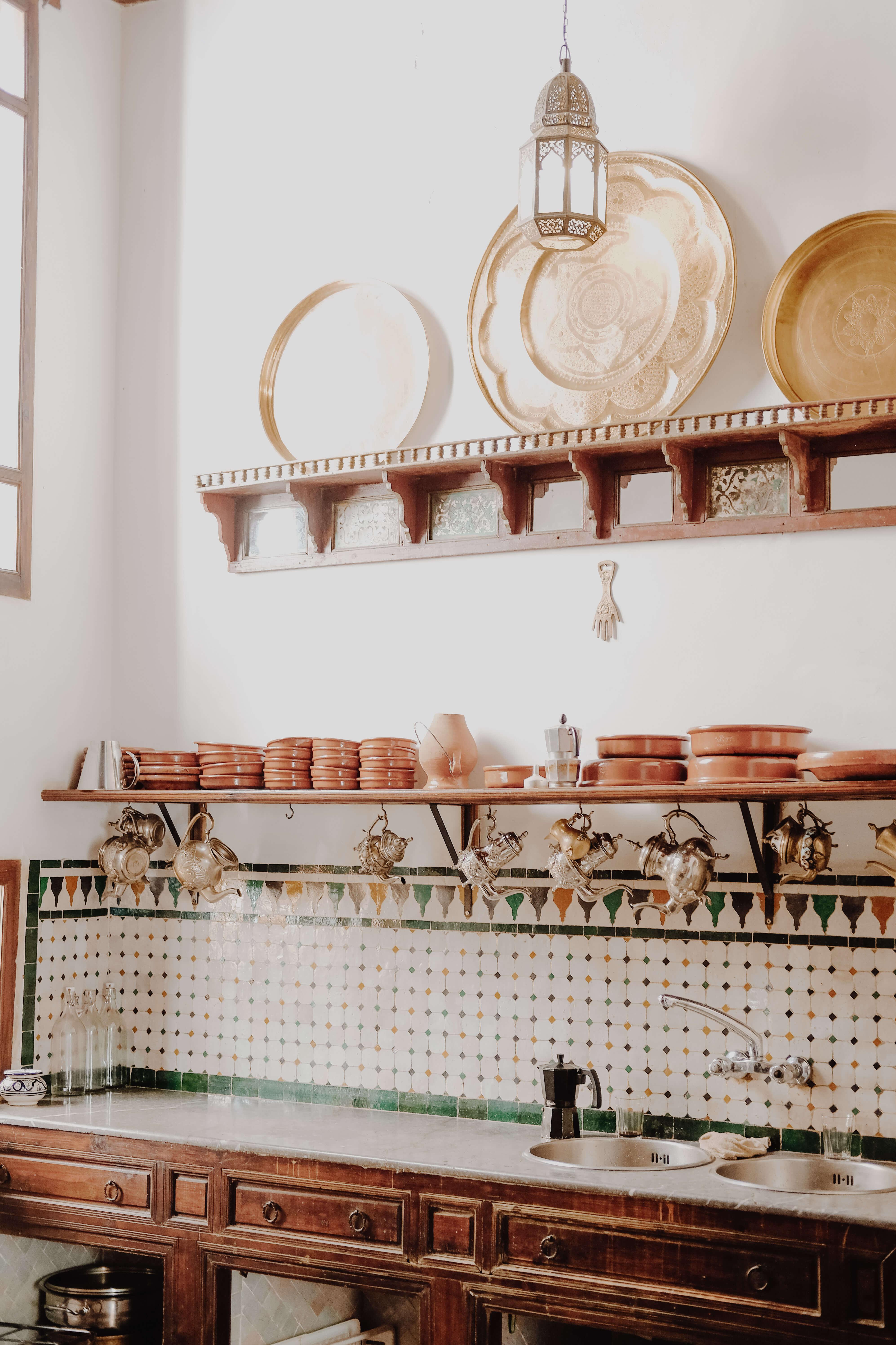 Kitchen in dar seffarine