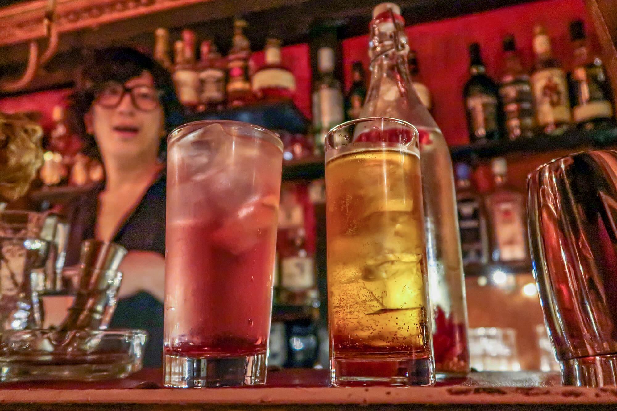 drinks in japan