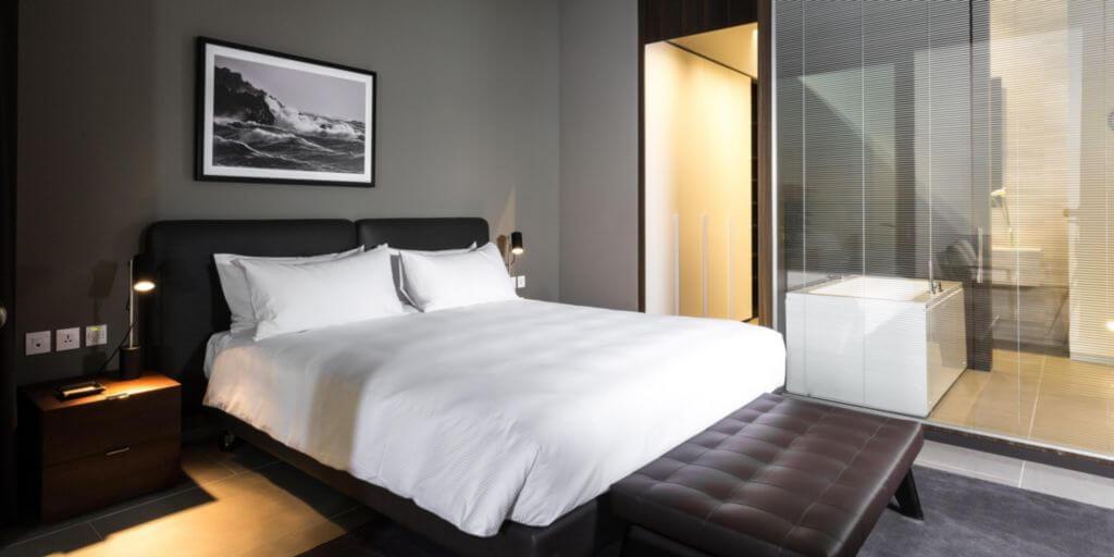 intercontinental-malta bedroom