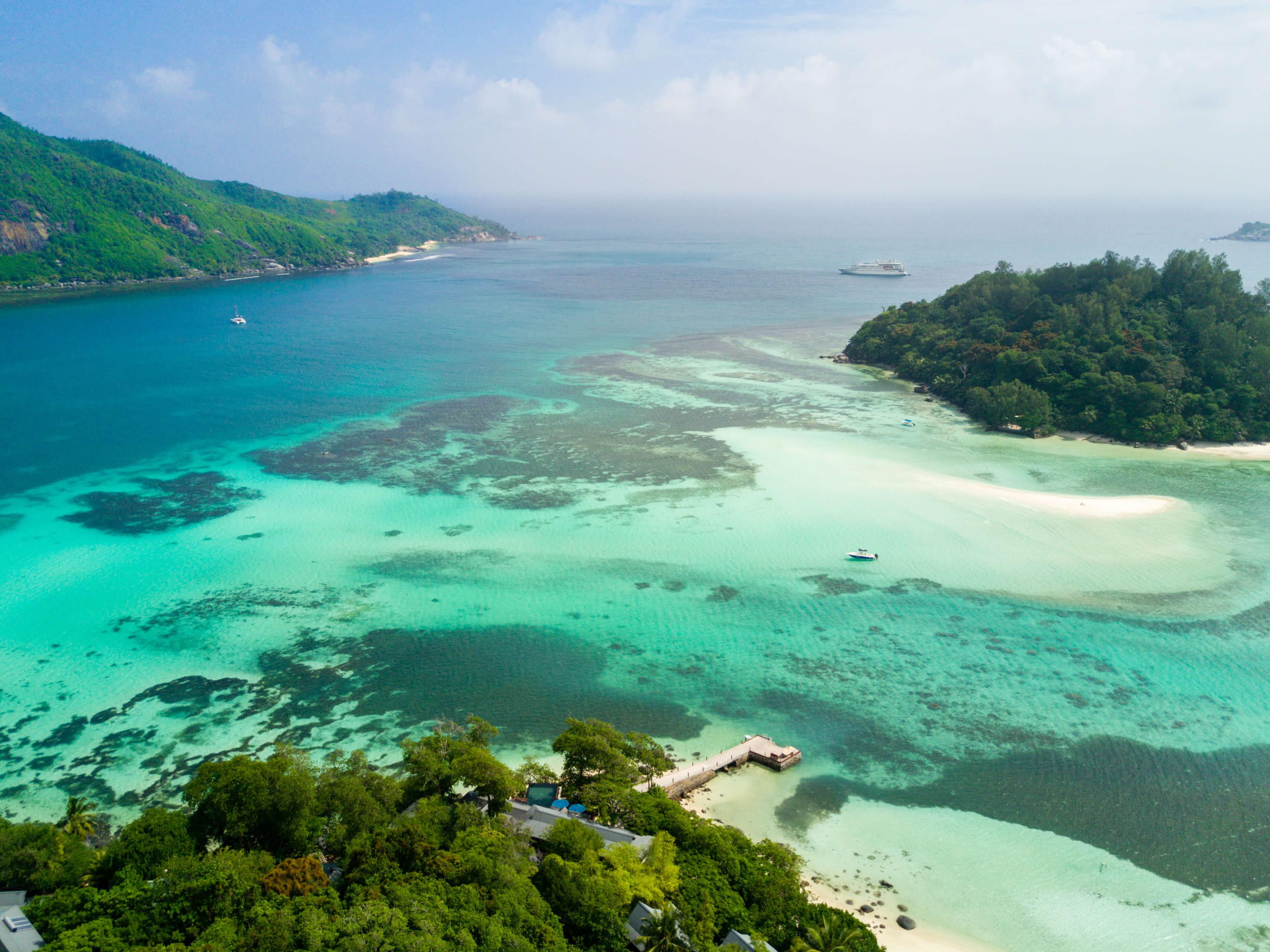 Saint Anne Island Resort Seychelles