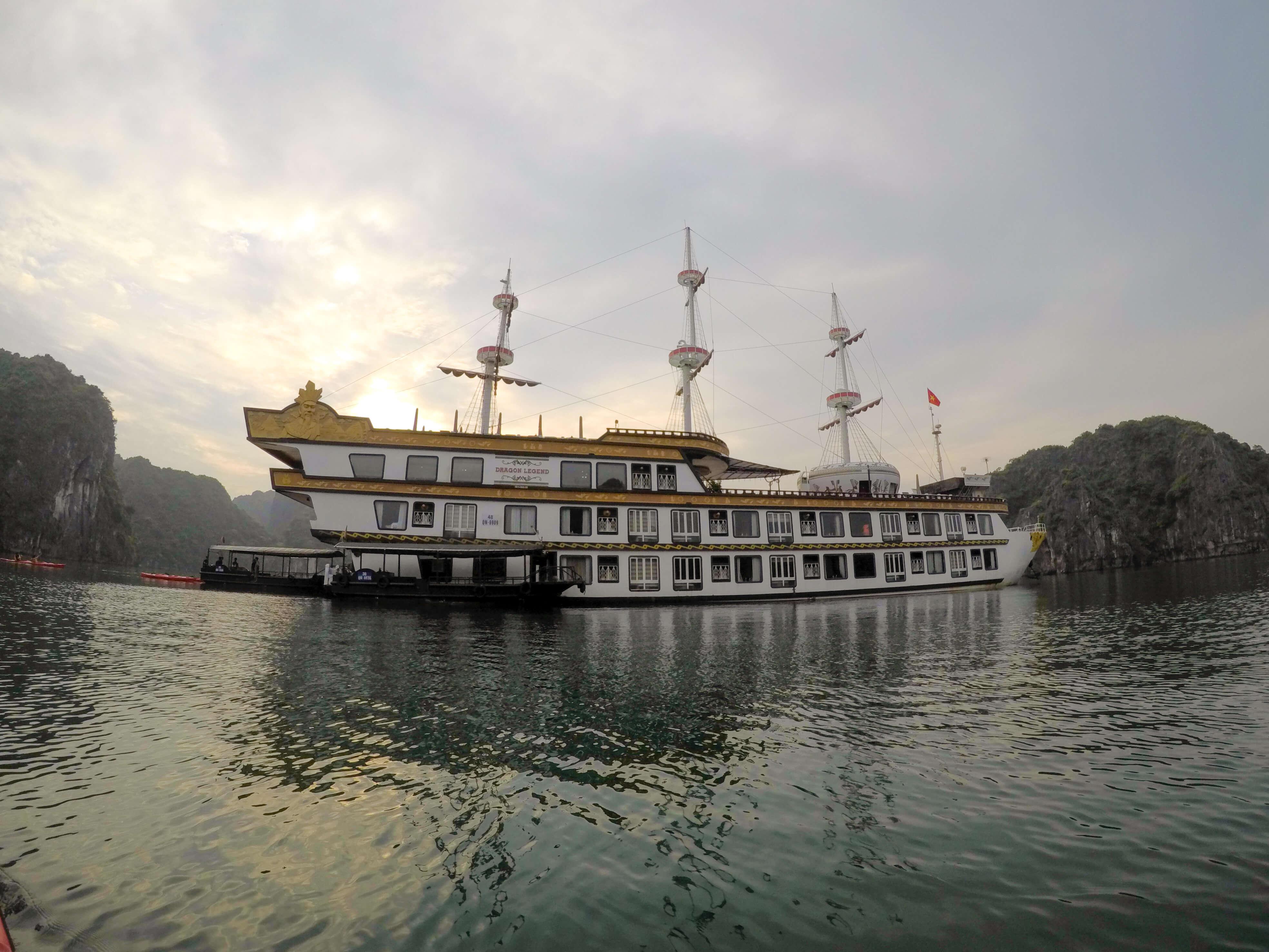 Dragon Legend One Boat