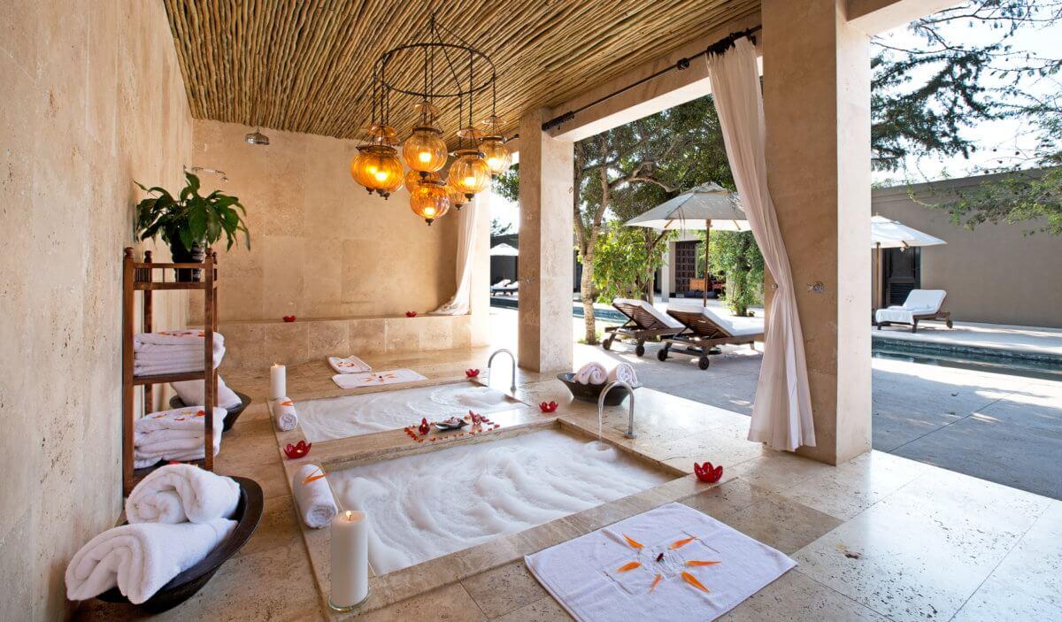 African Baths Luxury Spa
