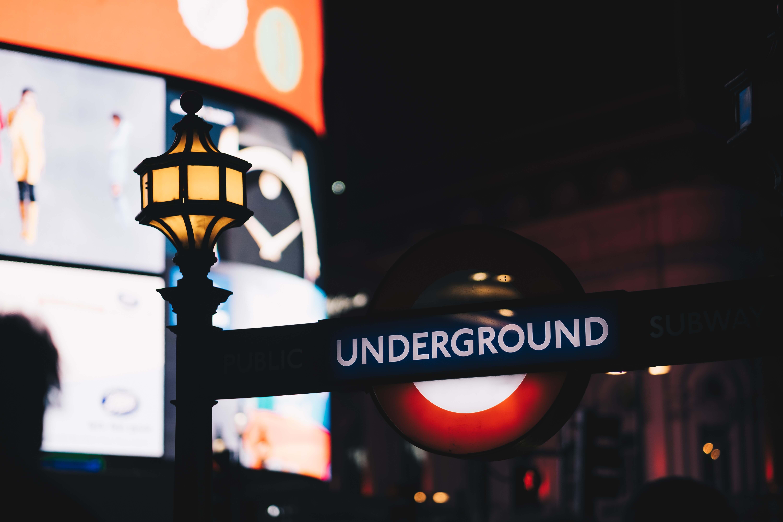 Trafalgar Underground Station