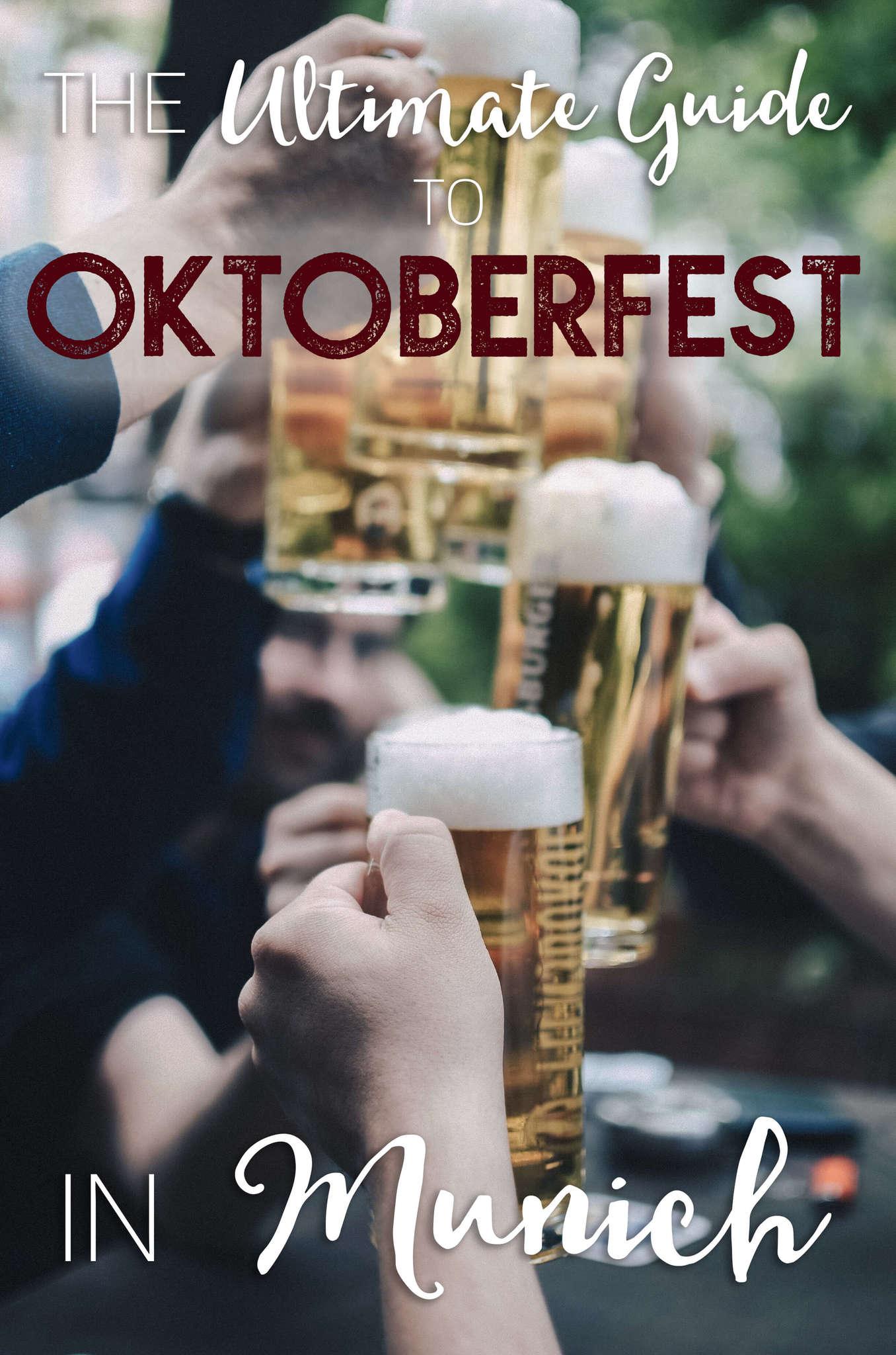 the ultimate guide to oktoberfest in munich