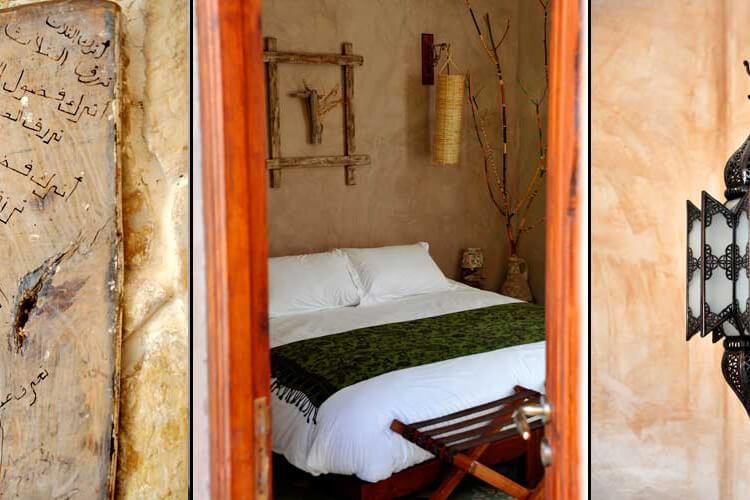 room at lma lodge skoura valley