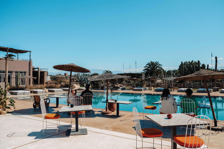 fellah hotel pool