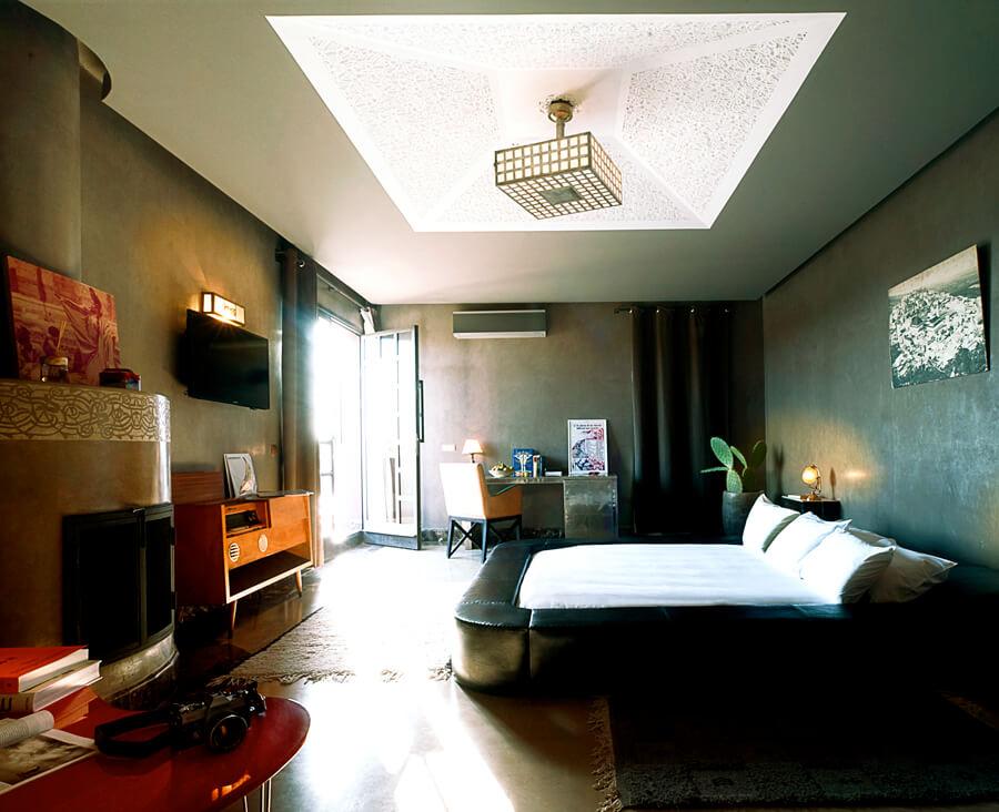 room at fellah hotel