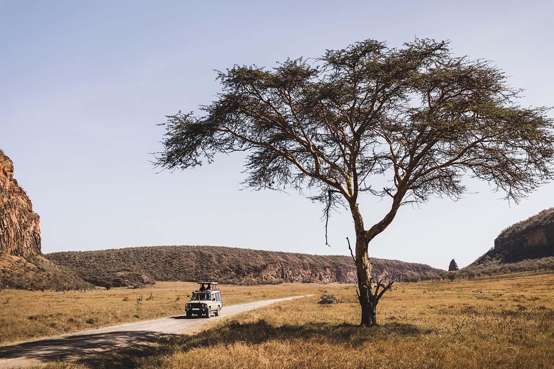 Hell's Gate National Park Kenya