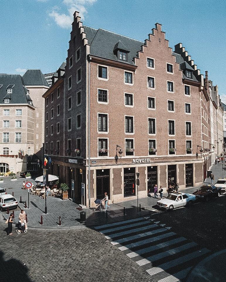 hotel in brussels