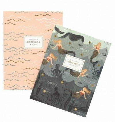 mermaid notebooks