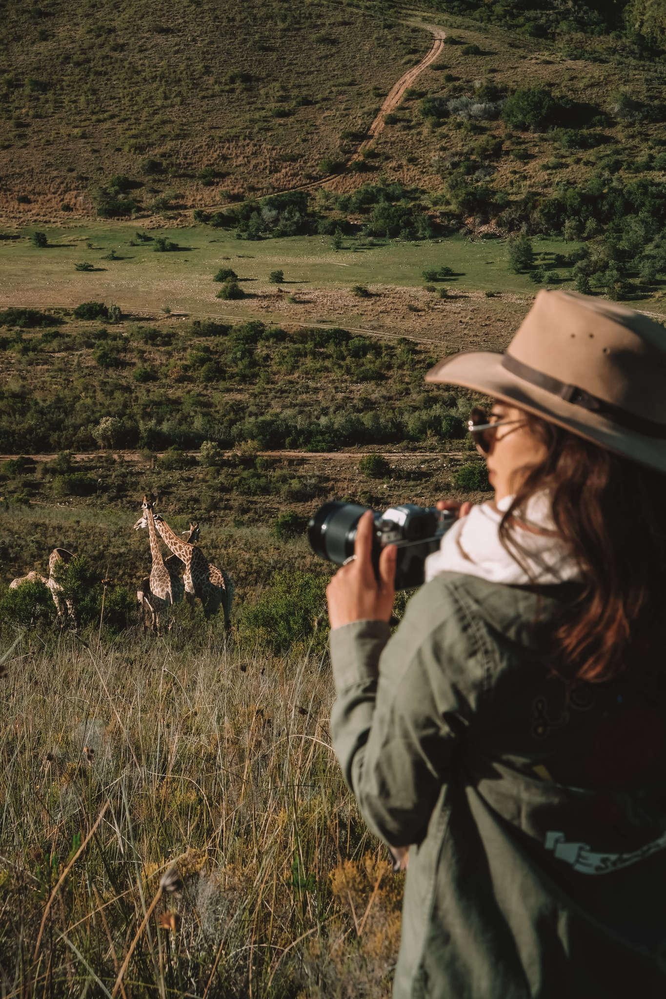 Shooting safari with Fujifilm