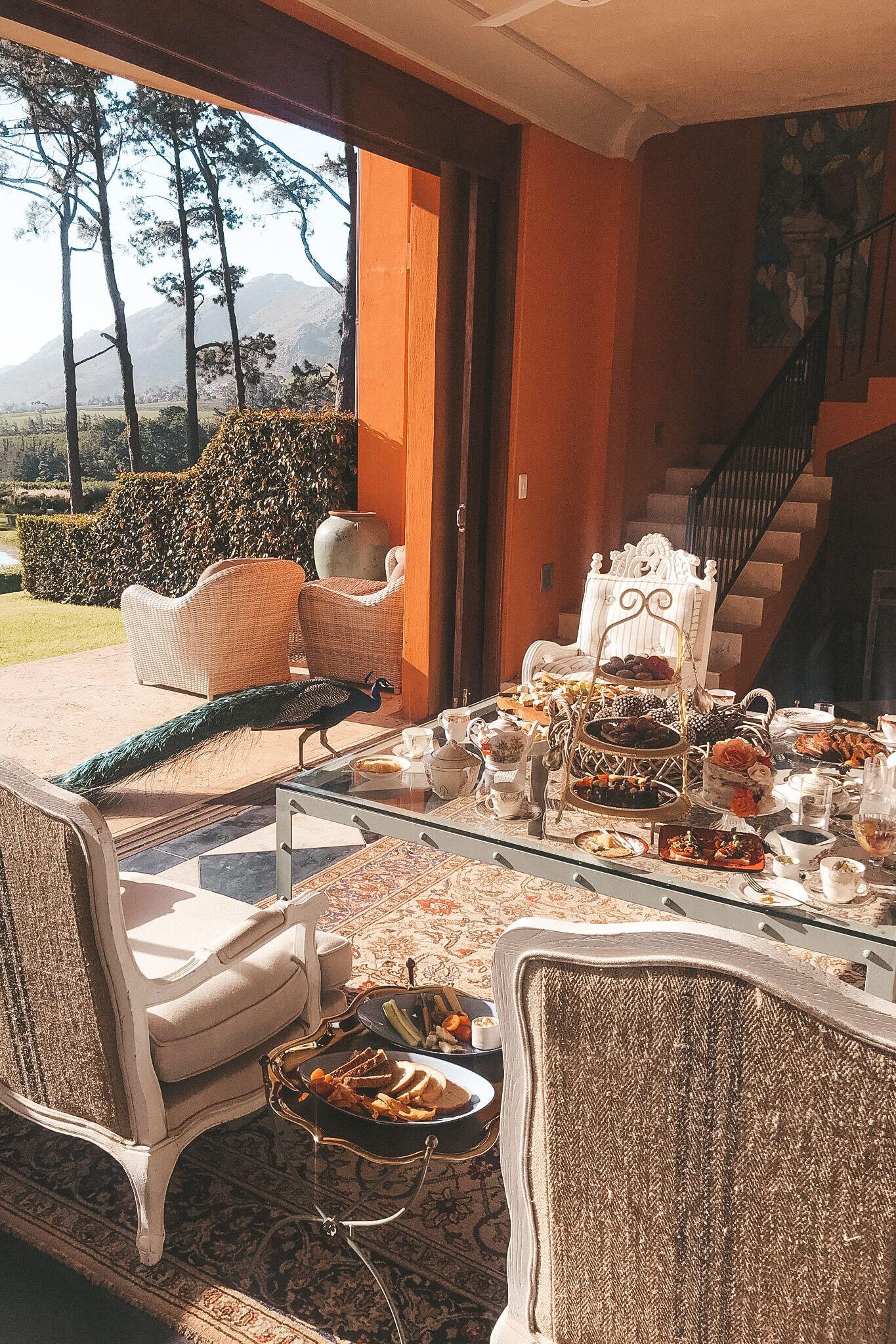 High Tea at La Residence