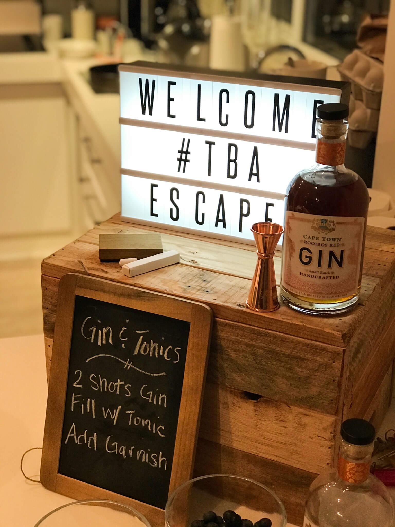The Duchess Gin Bar