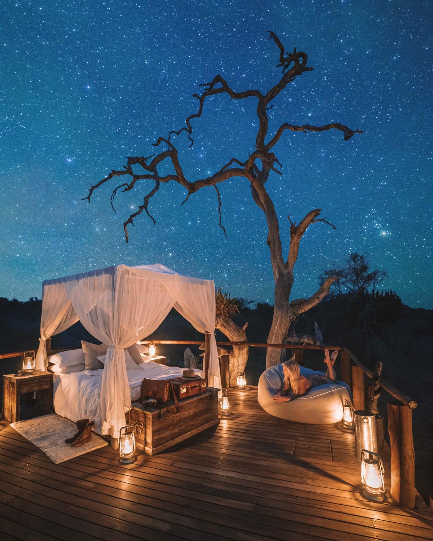 Lion Sands Lodge