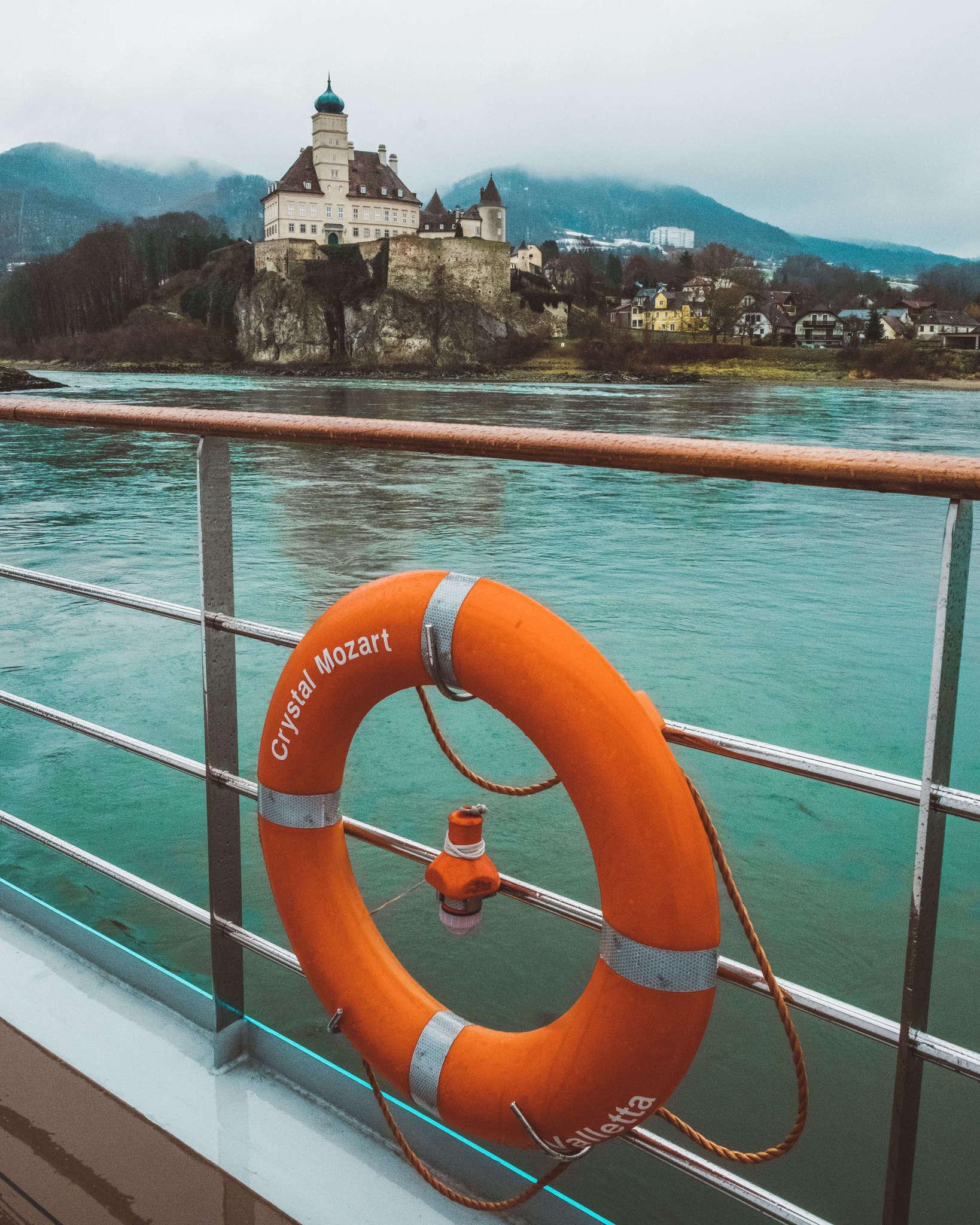 River Cruising to Melk