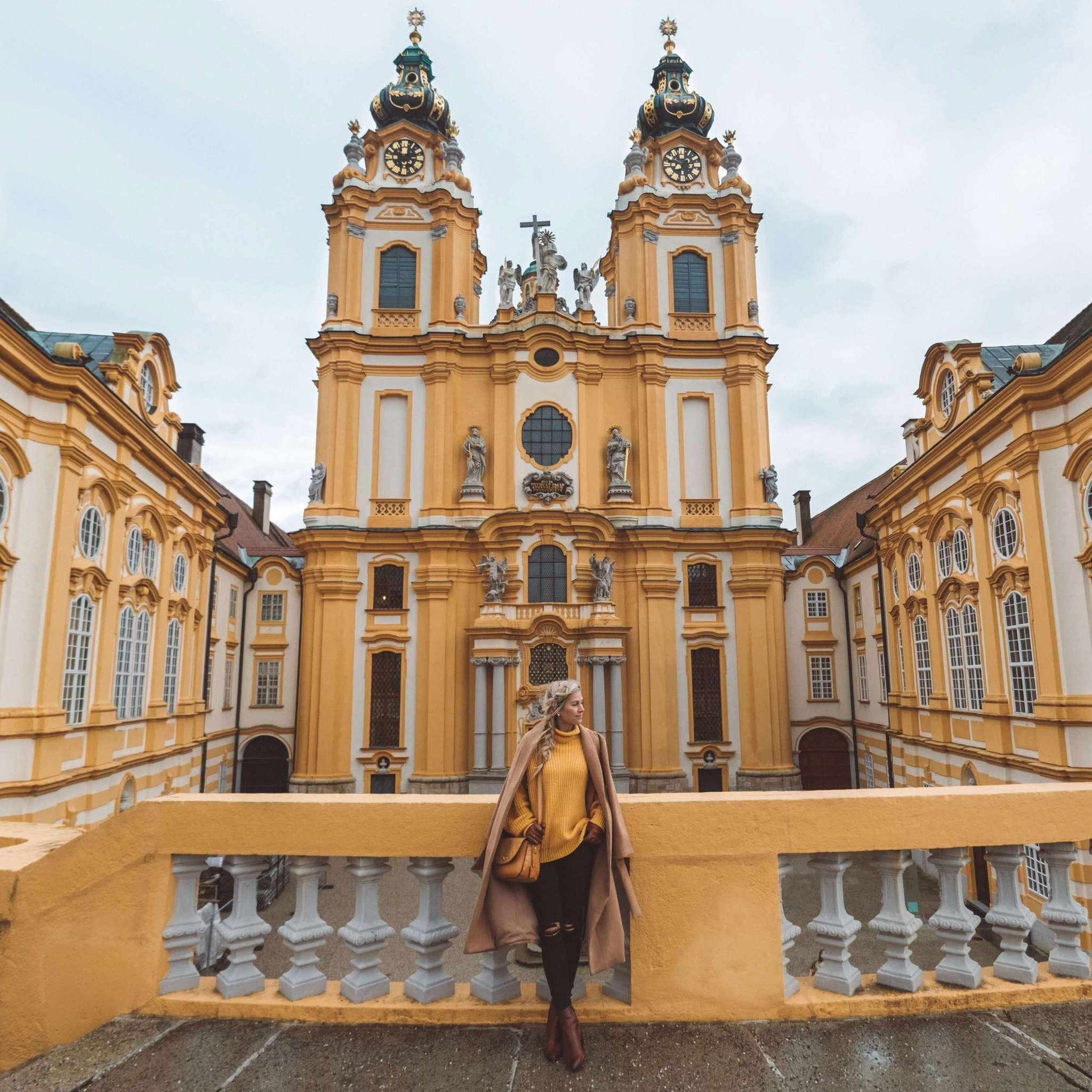 Melk Abbey, Vienna Austria