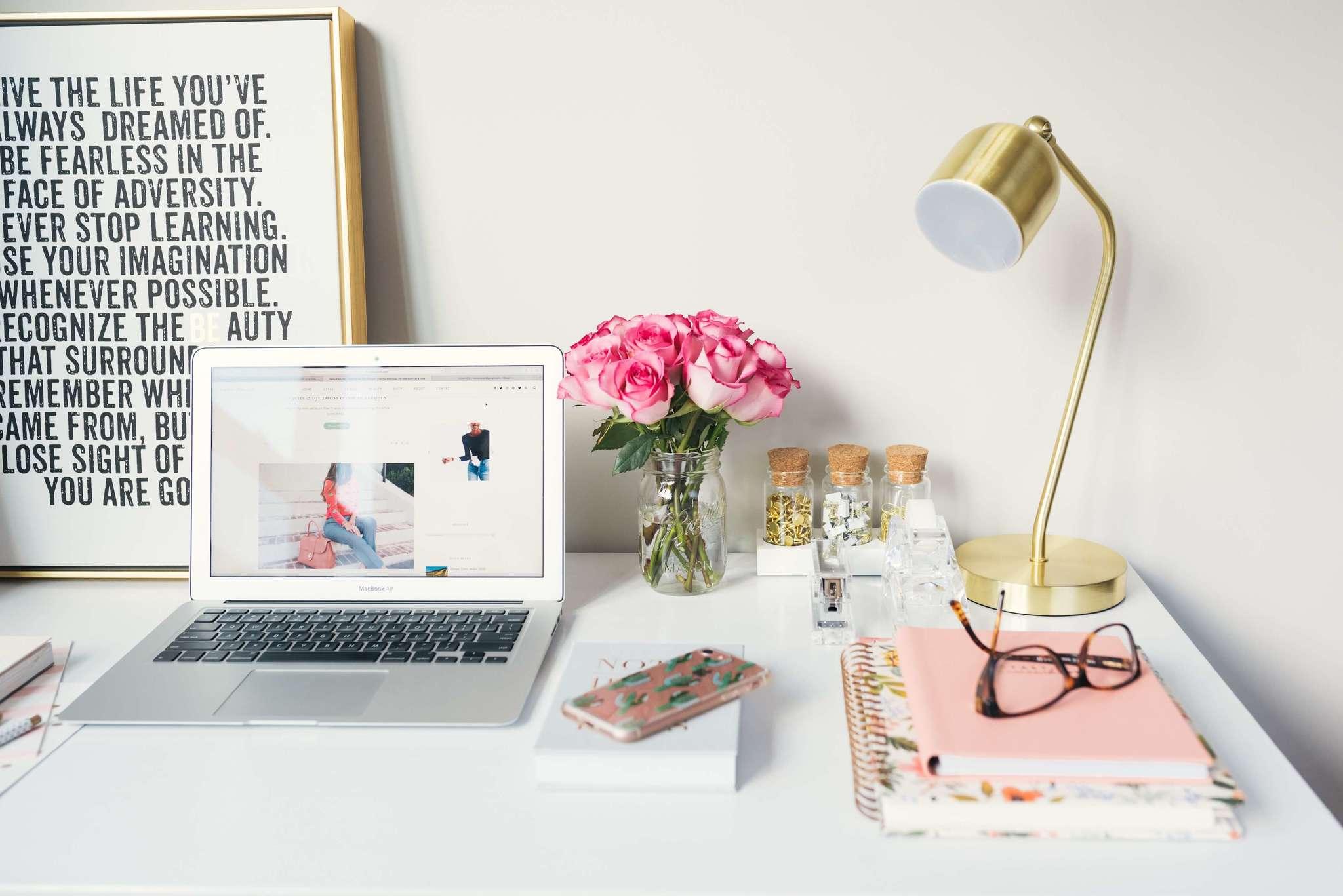 organizing blog posts