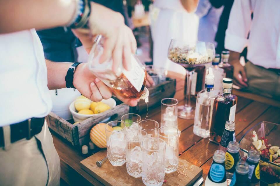 Inverroche Gin in Cape Town
