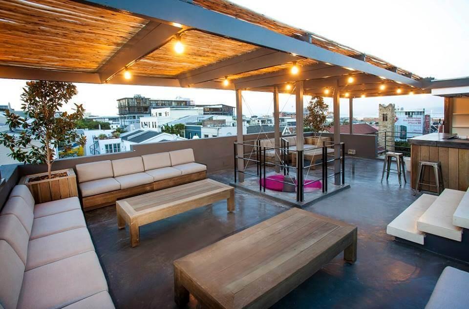 Sky Bar Rooftop