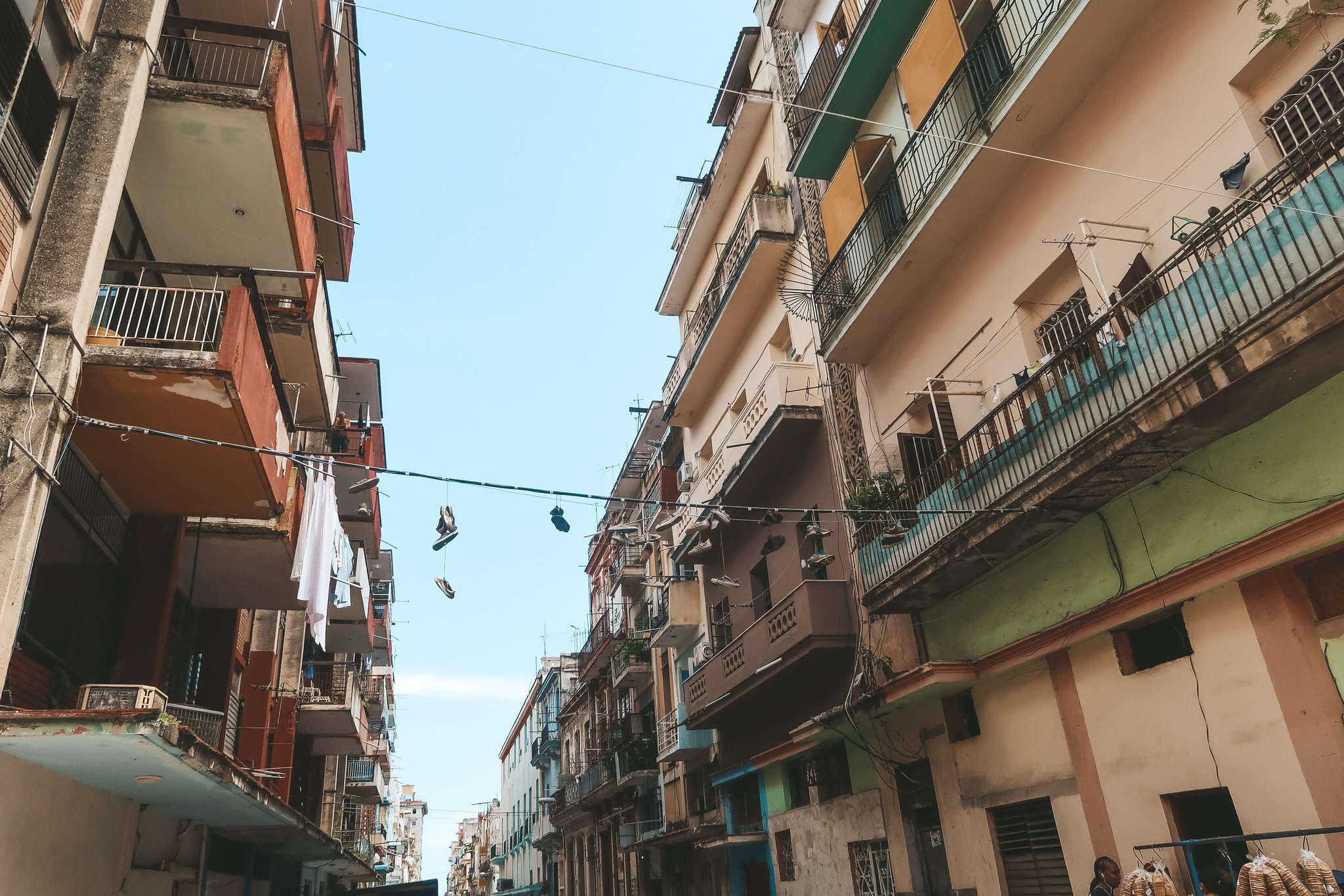 Havana, Cuba street