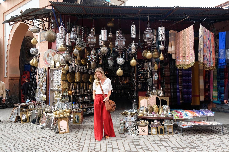 morocco female traveler
