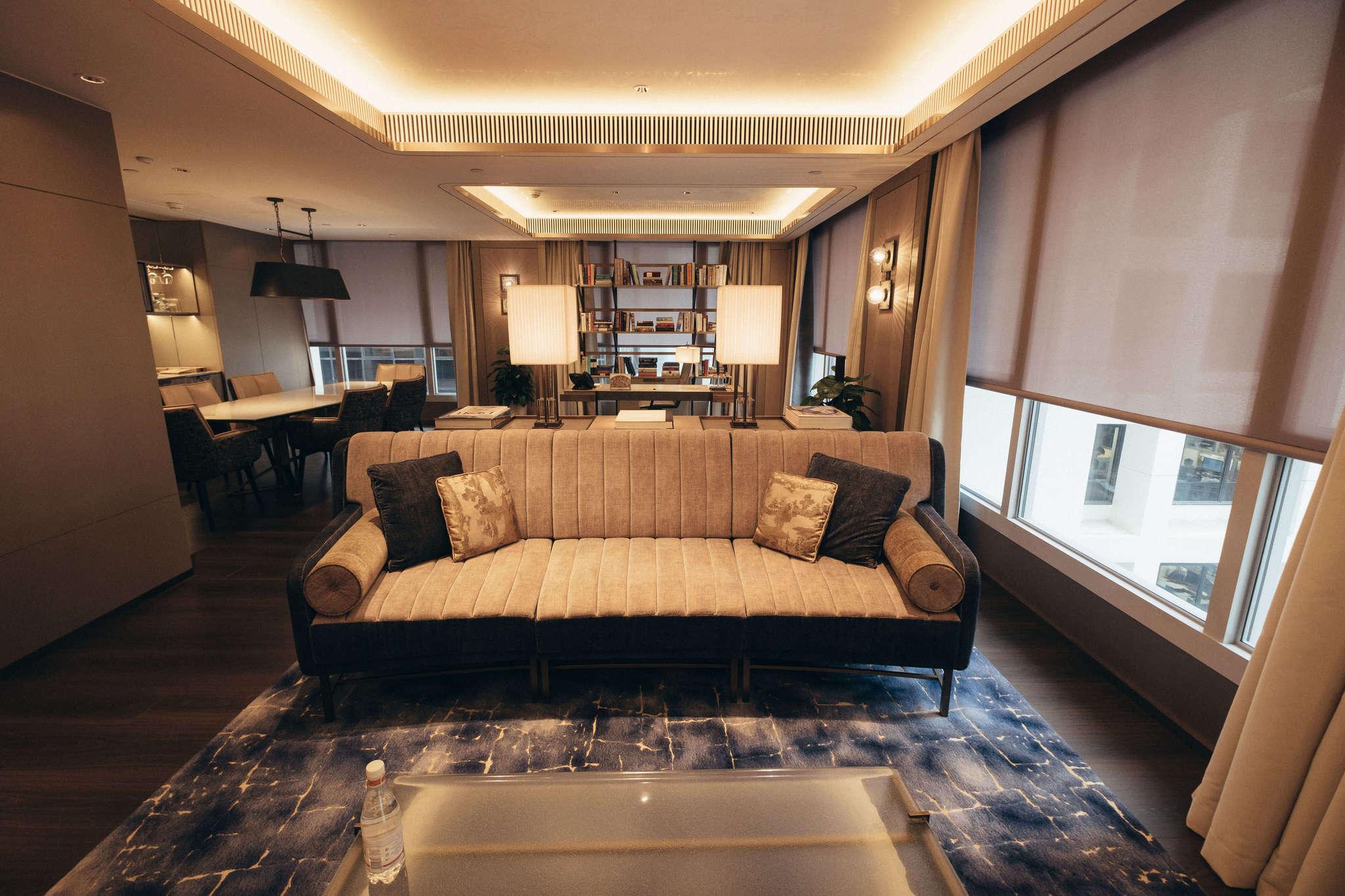 Landmark Mandarin Oriental Lounge