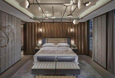 Room at Landmark Mandarin Oriental Hotel