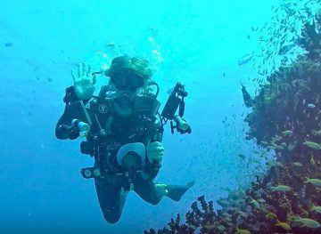 Scuba Diving Camera Gear