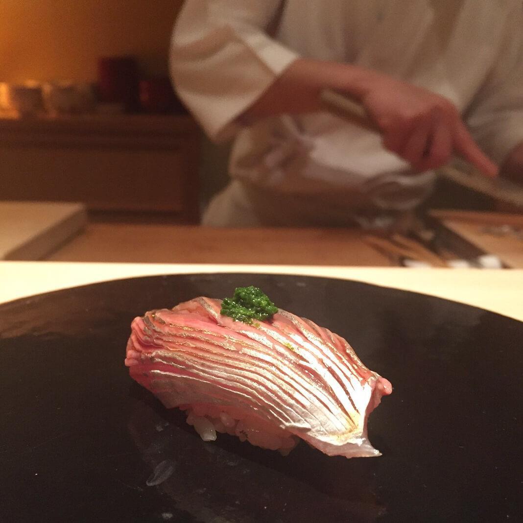 Sushi Nakamura in Tokyo 2
