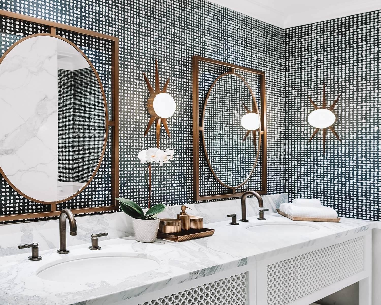 Bathroom at Hotel Californian
