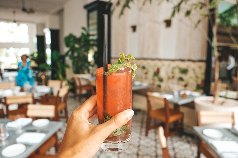 Cocktails in Casco Viejo