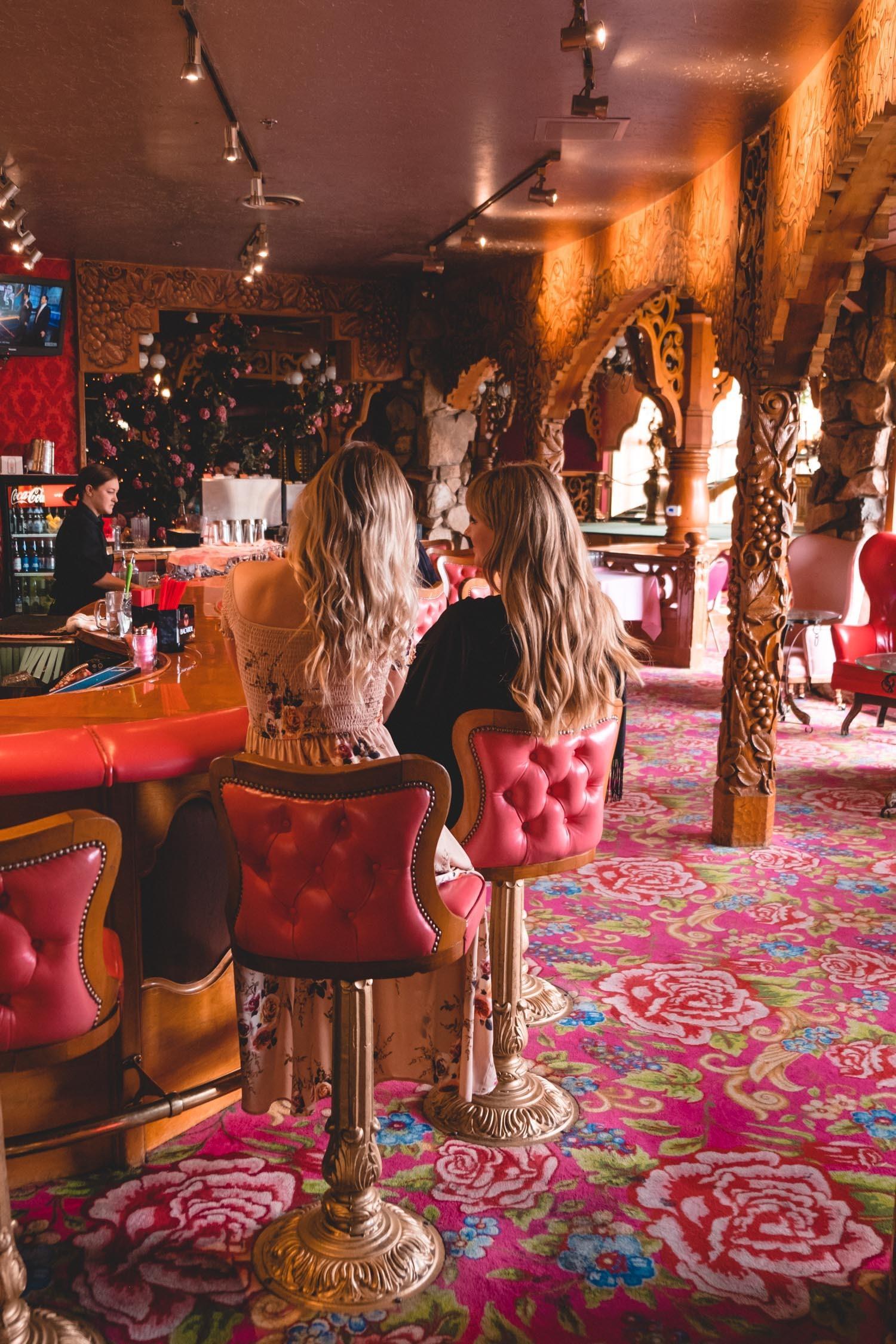 Madonna Inn Bar