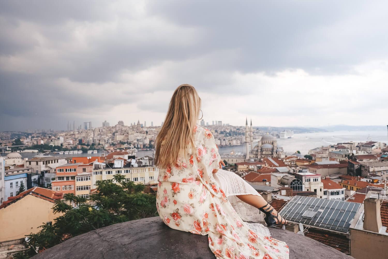 Overlook of Istanbul