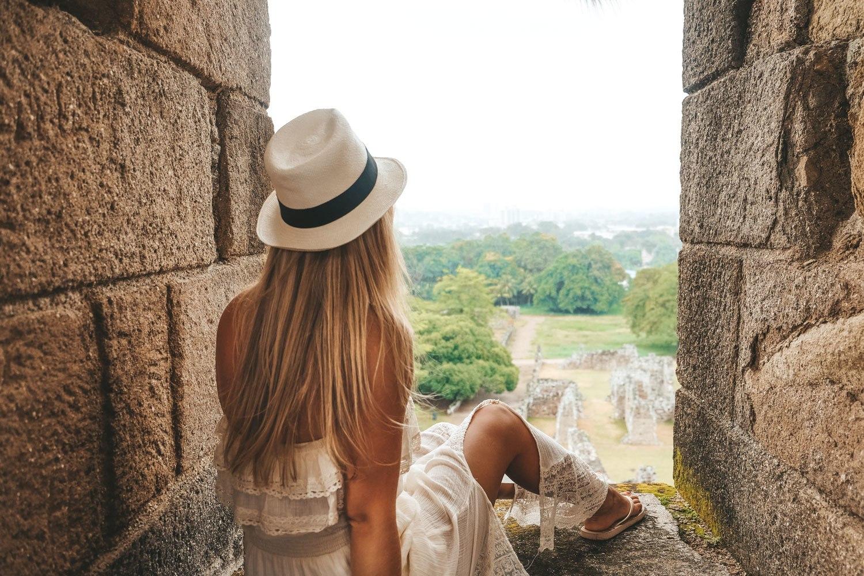 Ruins in Panama