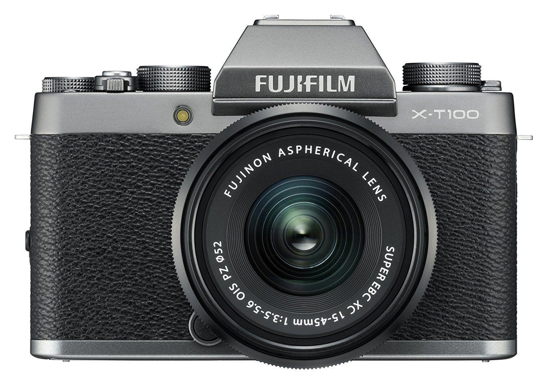 Fujifilm X-T100 Silver