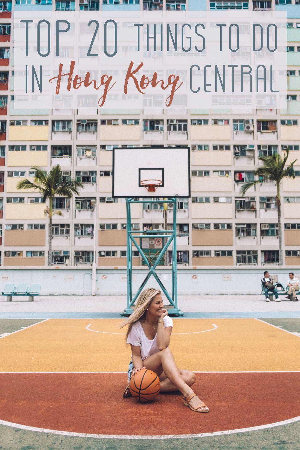 Top 20 Things to Do in Hong Kong