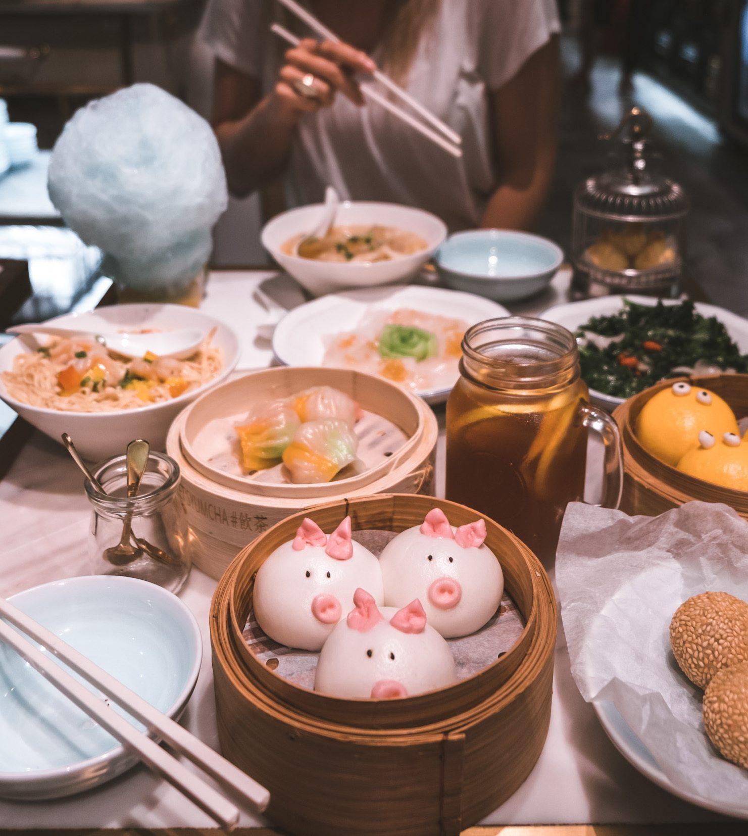 Food in Hong Kong