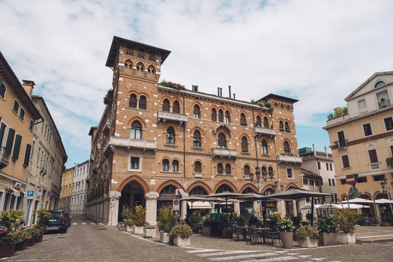 Treviso buildings