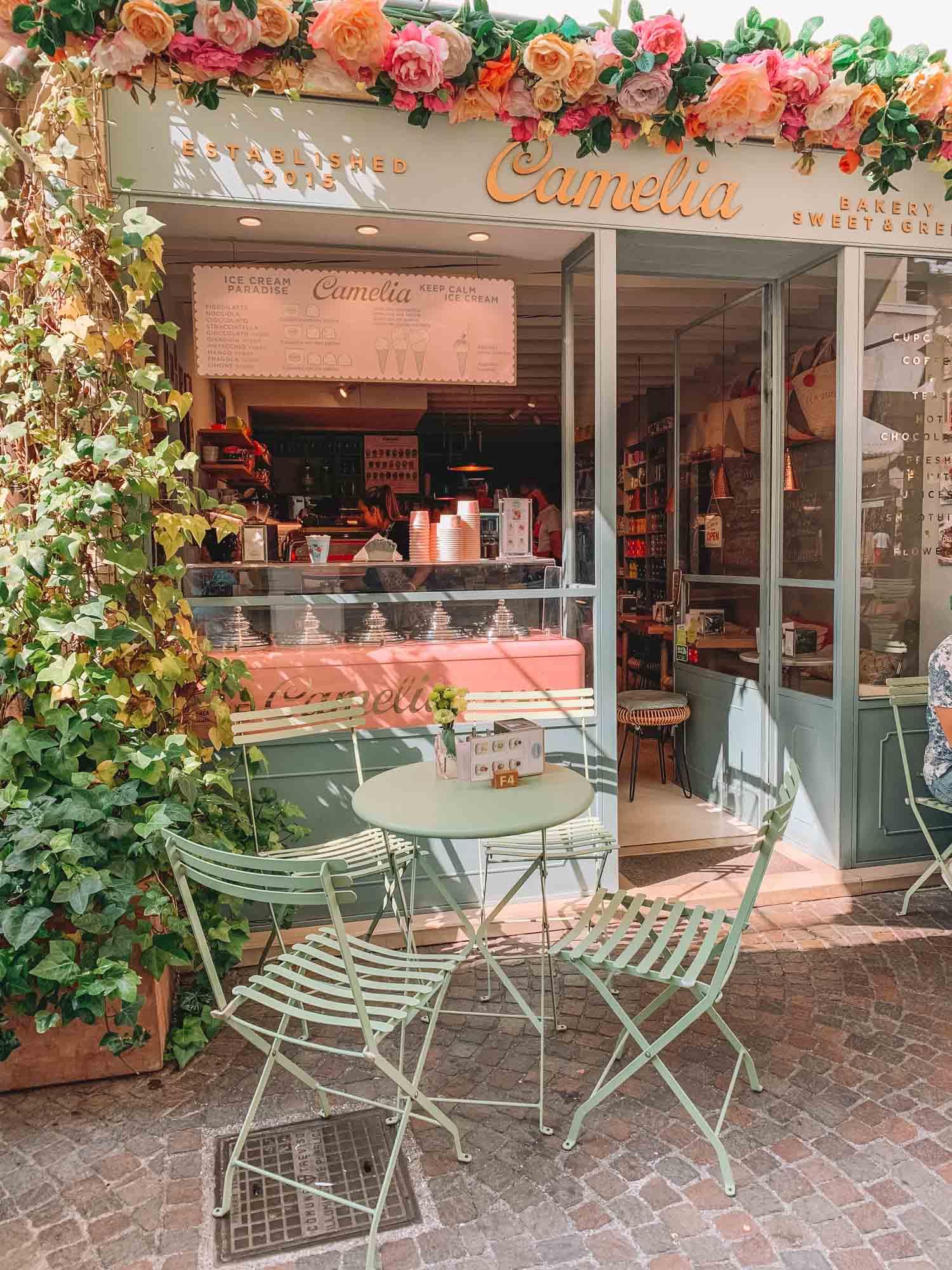 Treviso cafe