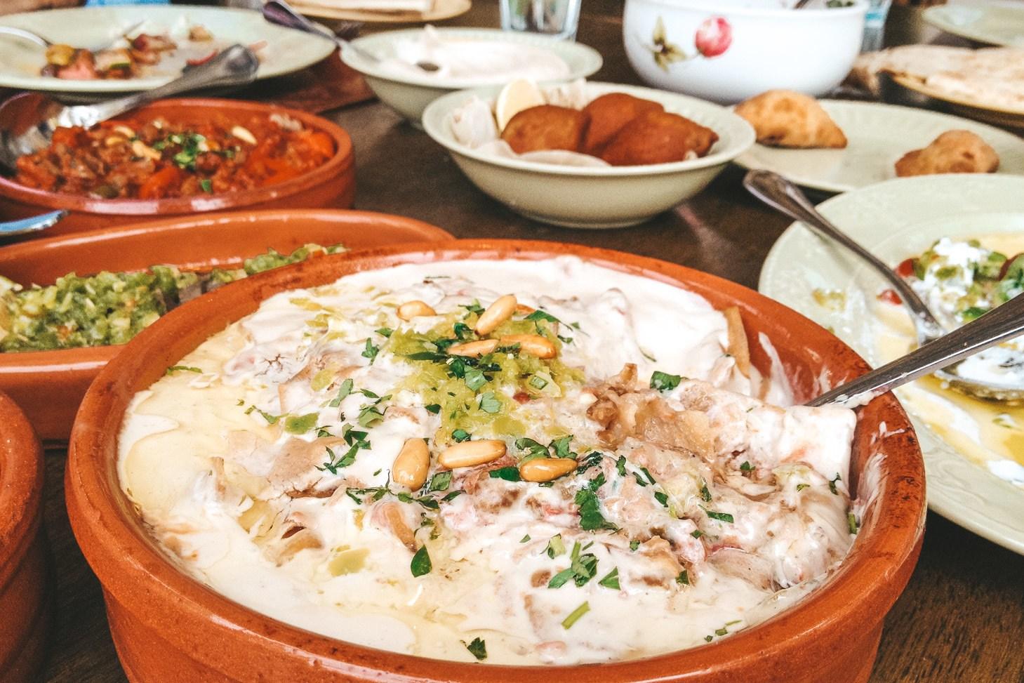 Falafel in Amman
