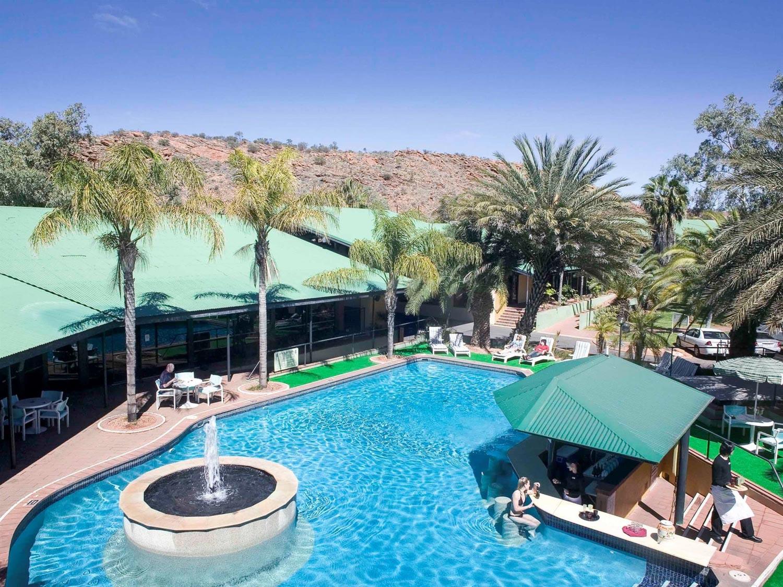 Mercure Hotel in Alice Springs