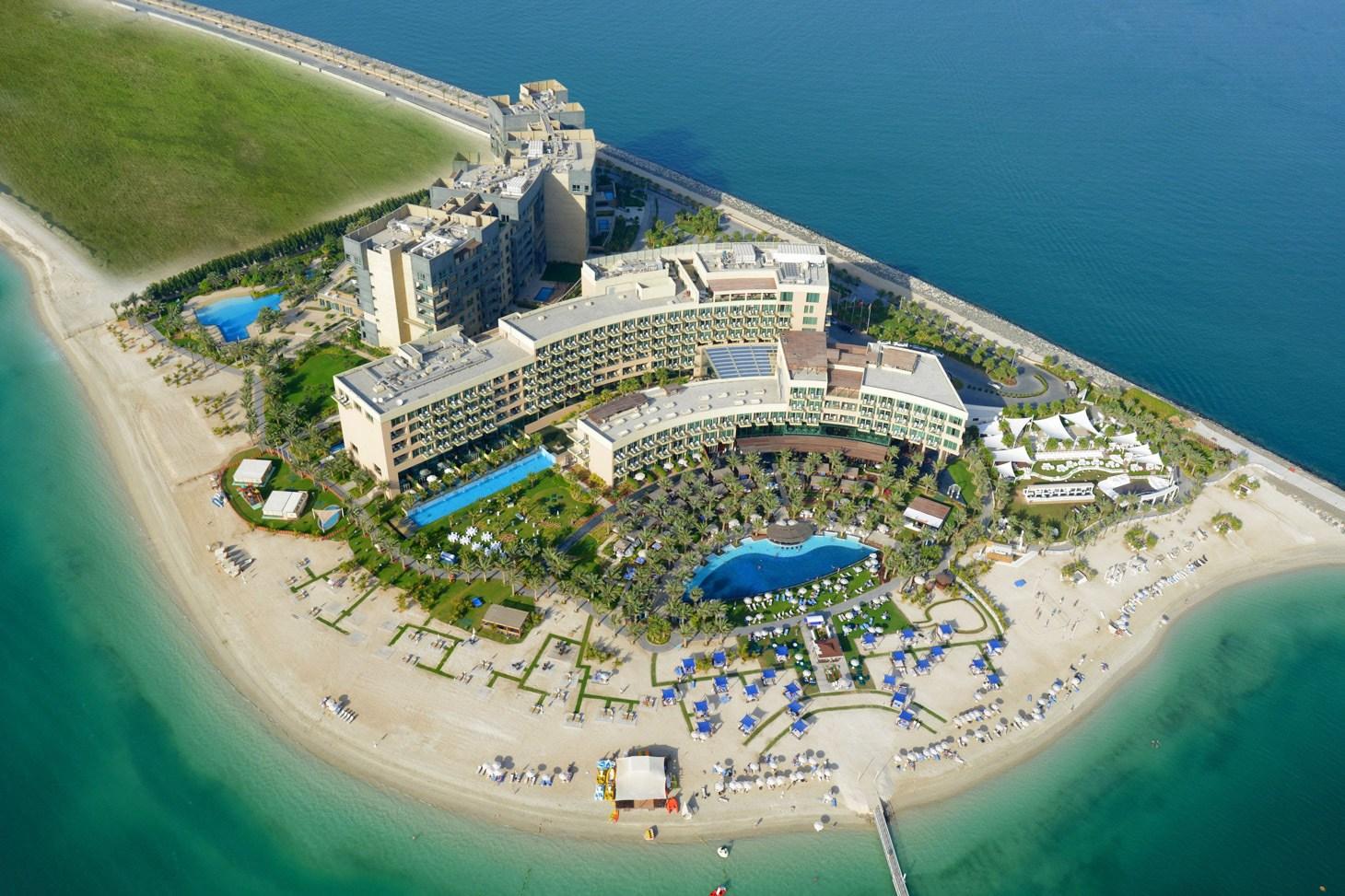 Palm Islands, Dubai - The Eighth Wonder of the World  |Palm Island Dubai From Burj Hotel