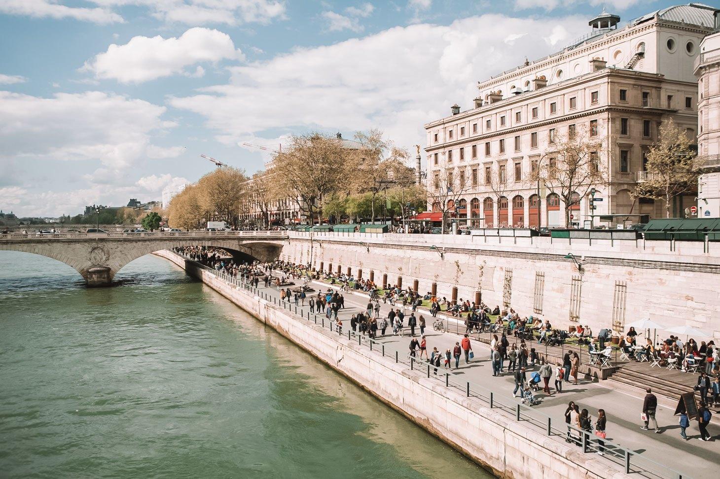 Siene-in-Paris ▷ Las mejores cosas que hacer en París