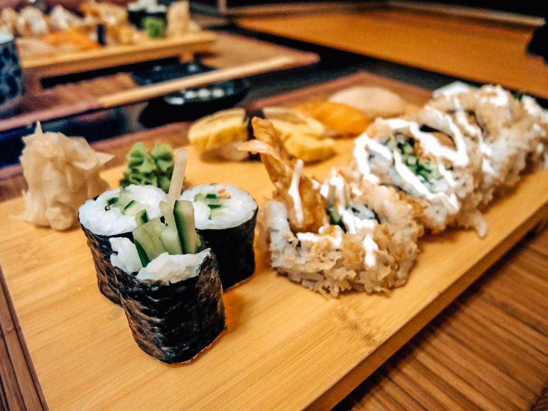 Youmiko Sushi in Krakow