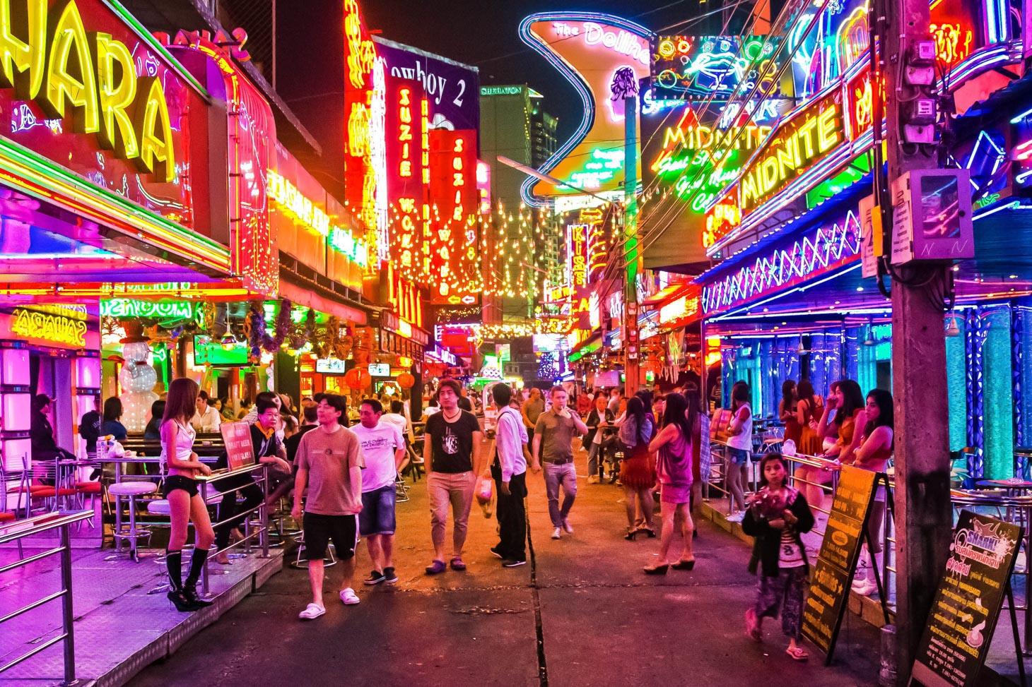 Bangkok Bachelorette Party
